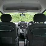 Mobility Nationwide   Used Wheelchair Accessible Vehicles   Partner trays and shelf