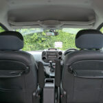 Mobility Nationwide | Used Wheelchair Accessible Vehicles | Citroen Berlingo trays and overhead shelf