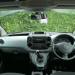 Mobility Nationwide | Used Wheelchair Accessible Vehicles | Citroen Berlingo view from wheelchair