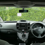 Mobility Nationwide | Used Wheelchair Accessible Vehicles | Citroen Berlingo view from wheelchair location