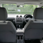 Mobility Nationwide   Used Wheelchair Accessible Vehicles   VW Caddy Life view from wheelchair