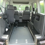Mobility Nationwide   Used Wheelchair Accessible Vehicles   VW Caddy Life wheelchair location