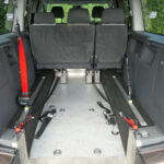 Mobility Nationwide | Used Wheelchair Accessible Vehicles | VW caddy Maxi wheelchair location
