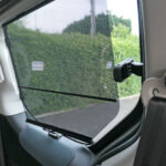 Mobility Nationwide | Used Wheelchair Accessible Vehicles | Citroen Berlingo window blind