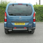 Mobility Nationwide   Used Wheelchair Accessible Vehicles   Berlingo rear