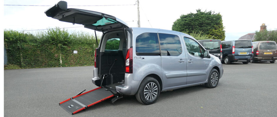 Mobility Nationwide   Used Wheelchair Accessible Vehicles   Car To Take Wheelchair