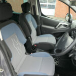 Mobility Nationwide   Used Wheelchair Accessible Vehicles   Peugeot Partner seats