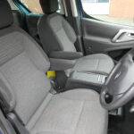 Mobility Nationwide   Used Wheelchair Accessible Vehicles   Berlingo front seats