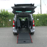 Mobility Nationwide   Used Wheelchair Accessible Vehicles   Peugeot Partner ramp