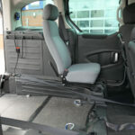 Mobility Nationwide   Used Wheelchair Accessible Vehicles   Peugeot Partner rear