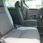 Mobility Nationwide | Used Wheelchair Accessible Vehicles | Berlingo rear seats