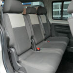 Mobility Nationwide | Used Wheelchair Accessible Vehicles | VW Caddy Maxi rear seats