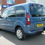 Mobility Nationwide | Used Wheelchair Accessible Vehicles | Berlingo rear side