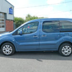 Mobility Nationwide | Used Wheelchair Accessible Vehicles | Berlingo side