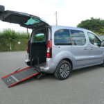 Mobility Nationwide   Used Wheelchair Accessible Vehicles   Peugeot Partner side