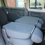 Mobility Nationwide   Used Wheelchair Accessible Vehicles   VW Caddy Maxi seats