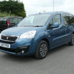 Mobility Nationwide   Used Wheelchair Accessible Vehicles   Peugeot Partner front side