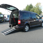 Mobility Nationwide   Used Wheelchair Accessible Vehicles   VW Caddy Maxi