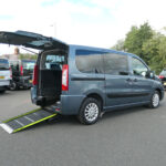 Mobility Nationwide | Used Wheelchair Accessible Vehicles | Peugeot Expert side view