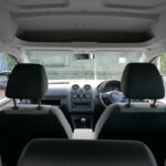 Mobility Nationwide   Used Wheelchair Accessible Vehicles   VW Caddy Maxi view fron wheelchair