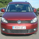 Mobility Nationwide   Used Wheelchair Accessible Vehicles   VW Caddy Maxi front