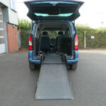 Mobility Nationwide | Used Wheelchair Accessible Vehicles | Citroen Berlingo ramp to back