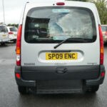 Mobility Nationwide   Used Wheelchair Accessible Vehicles   Renault Kangoo rear