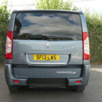 Mobility Nationwide | Used Wheelchair Accessible Vehicles | Peugeot Expert rear