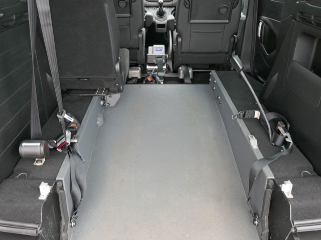 Mobility Nationwide | Used Wheelchair Accessible Vehicles | Berlingo wheelchair location