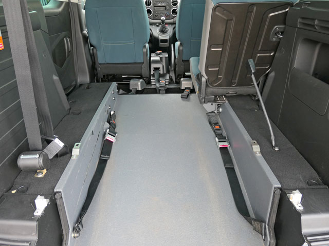 Mobility Nationwide   Used Wheelchair Accessible Vehicles   Citroen Berlingo wheelchair location