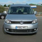 Mobility Nationwide | Used Wheelchair Accessible Vehicles | VW Caddy front