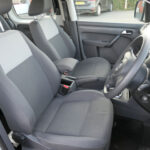Mobility Nationwide | Used Wheelchair Accessible Vehicles | VW Caddy front seats