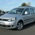 Mobility Nationwide | Used Wheelchair Accessible Vehicles | VW Caddy front side