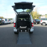 Mobility Nationwide | Used Wheelchair Accessible Vehicles | VW Caddy ramp to back