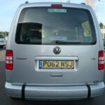 Mobility Nationwide | Used Wheelchair Accessible Vehicles | VW Caddy rear