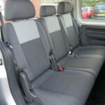 Mobility Nationwide | Used Wheelchair Accessible Vehicles | VW Caddy rear seats