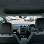 Mobility Nationwide | Used Wheelchair Accessible Vehicles | VW Caddy view from wheelchair location