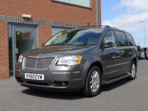 Wheelchair accessible Chrysler Voyager